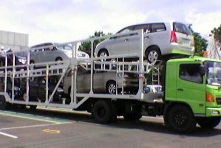 pengiriman mobil